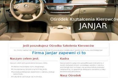 Janjar Jarosław Cymbalski - Nauka Jazdy Kowary