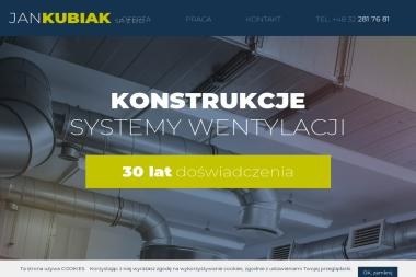JAN Kubiak Sp. z o.o. - Klimatyzacja Bytom