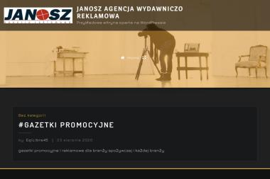 Janosz Jacek Janosz - Ulotki Wadowice
