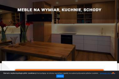Stolarstwo Jan Rombca - Schody Metalowe Kr臋cone Gda艅sk