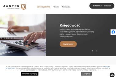 Agencja Janter Biuro Rachunkowe. Teresa Wasilewska - Finanse Łowicz