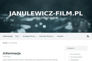 Janulewicz-Film - Fotograf Świdnik