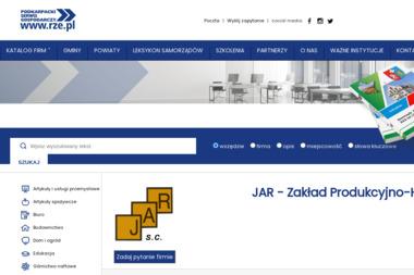 Zakład Produkcyjno Handlowo Usługowy Jar S.C. Jan Synoś Ryszard Rząsa - Nawierzchnia Betonowa Kielnarowa