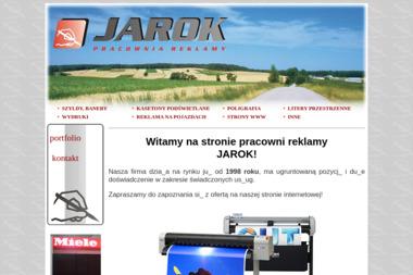 Jarok Jacek Rokicki - Drukarnia Mińsk Mazowiecki