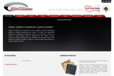 Z.P.K.B. Export-Import Ryszard Jędrychowski. Granit, marmur - Posadzki przemysłowe Jędrzejów