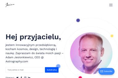 Jesion Brand Nature Adam Jesionkiewicz - Agencja marketingowa Czarnów