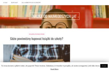 Szkoła językowa - Samodzielne Koło Terenowe nr 10 Spolecznego Towarzystwa Oświatowego - Nauczyciel Angielskiego Milanówek