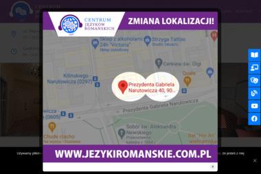 Centrum Języków Romańskich Żaneta Cornily Żaneta Bagińska Cornily - Nauczyciele angielskiego Kutno