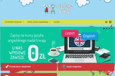 Językowy Plac Zabaw S.C. - Szkoła Językowa Głogów