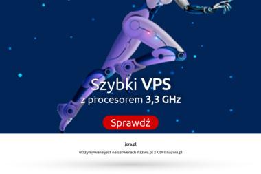 Jora Jolanta Gawlińska. Alarmy, monitoring - Nowoczesne Domy Zabrze