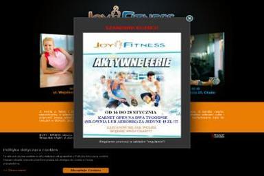 Joy Fitness - Trener personalny Chełm