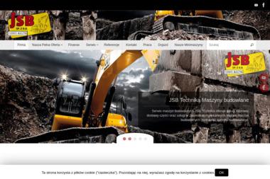 JSB Sp. z o.o. Naprawa i Serwis maszyn budowlanych i rolniczych - Maszyny budowlane Toruń