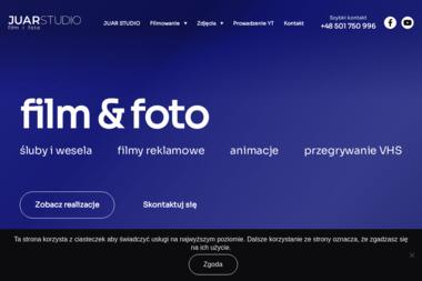 Juar Studio. Wideofilmowanie, fotografia - Wideofilmowanie Opole