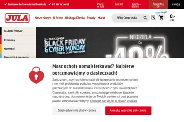 Jula Poland (CH Jantar) - Sprzedaż Materiałów Budowlanych Słupsk