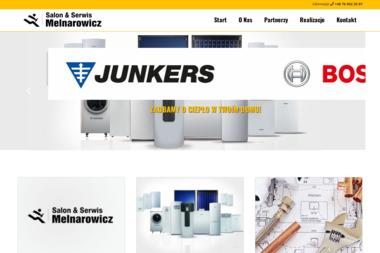 Junkers-Melnarowicz - Kolektory słoneczne Legnica