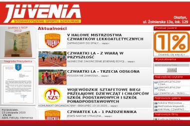 Stowarzyszenie Sportu Szkolnego Juvenia - Joga Olsztyn