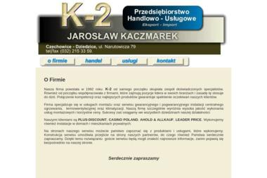 PHU K-2 Bis Maciej Kaczmarek - Solary Dachowe Czechowice-Dziedzice