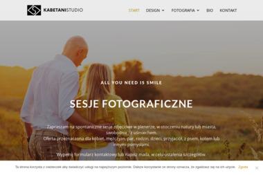 Kabetani Studio - Fotografowanie 艁aziska Górne