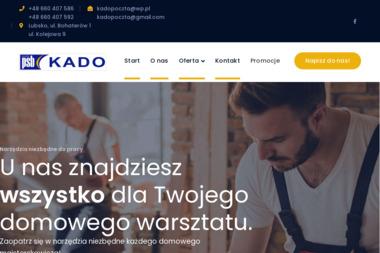 Grupa PSB - Kado. Materiały budowlane, artykuły wyposażenia wnętrz - Skład Budowlany Lubsko