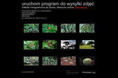 Agencja Photo Design Zdzisław Pacholski - Drukarnia Koszalin