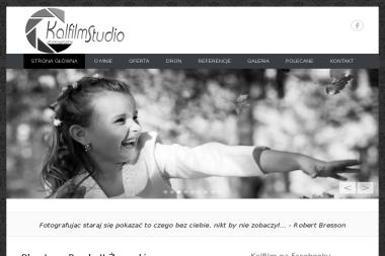 KalFilm Studio, Fotografia okolicznościowa - Fotograf Żyrardów