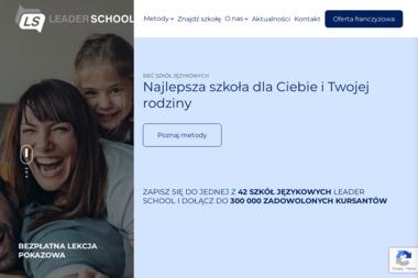 Leader School Szkoła Języków Obcych - Nauczyciele angielskiego Kalisz