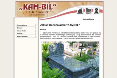 Kam-Bil s.c. - Schody drewniane Nysa