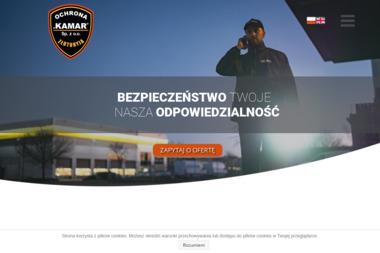 Przedsiębiorstwo Handlowo Usługowe Kamar Sp. z o.o. - Agencja ochrony Złotoryja