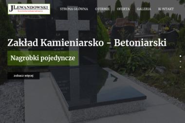 Kamieniarstwo Jerzy Lewandowski - Blaty kamienne Łomża