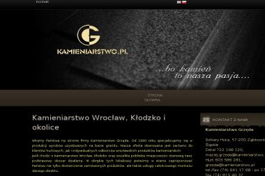 Kamieniarstwo Grzęda - Nagrobki Ząbkowice Śląskie