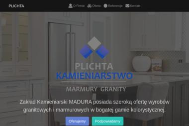 Kamieniarstwo Plichta - Kamieniarz Prokowo