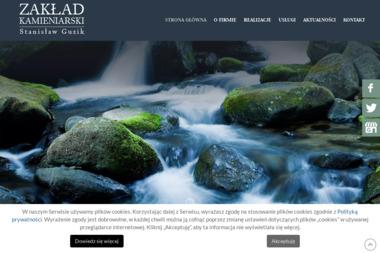 Zakład Kamieniarski - Schody Dywanowe Smardzowice