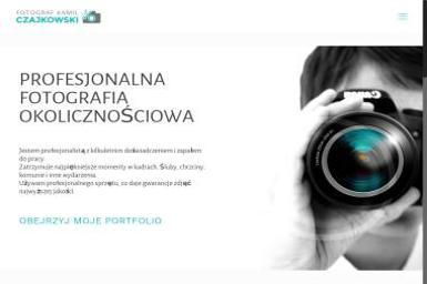 Kamil Czajkowski Fotografia. Fotograf, fotograf ślubny - Fotograf Świdnik