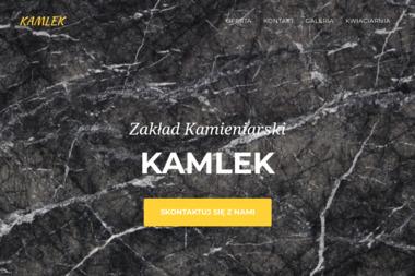 Kamlek s.c. - Blaty kamienne Stalowa Wola