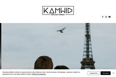 Wideofilmowanie, studio foto-wideo KAM-WID - Wideofilmowanie Łętownia