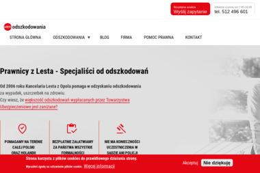 Kancelaria Finansowo Prawna Lesta Sp. z o.o. - Projektant Wnętrz Opole