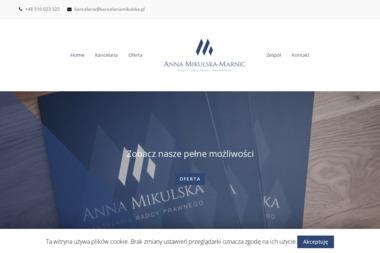 Anna Mikulska - Kampanie Marketingowe Garwolin