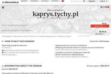 Studio Fryzjerskie Kaprys - Fryzjer Tychy