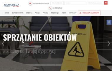 PW Karabela Sp. z o.o. - Agencja ochrony Tarnobrzeg