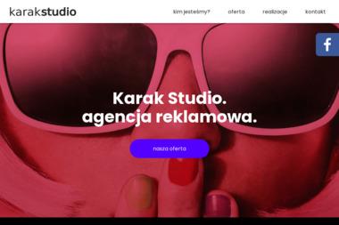 Agencja Reklamowa Karak Studio - Ulotki Gdynia