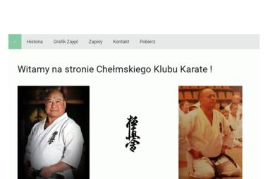 Chełmski Klub Karate - Agencja ochrony Chełm