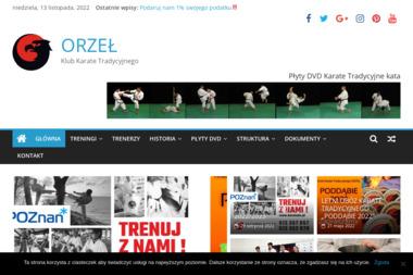 Klub Karate Tradycyjnego Orzeł - Joga Poznań