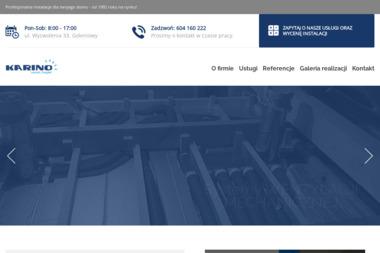 FHU Karino Leszek Kręgiel - Energia Odnawialna Goleniowy