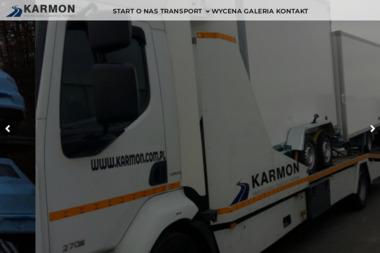 P.H.U. KARMON Karol Tarnawczyk - Przeprowadzki międzynarodowe Ujazd