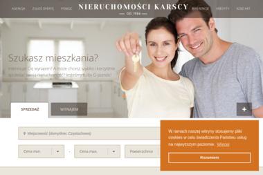 Agencja Nieruchomości Karscy - Agencja nieruchomości Częstochowa
