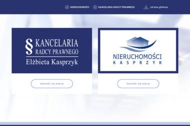 Kasprzyk Nieruchomości - Biuro Nieruchomości Nowy Sącz