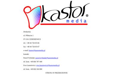 Kastor Media Agencja Promocji i Reklamy - Kampanie Reklamowe Kielce