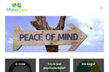 Psycholog Kraków MindSpa Katarzyna Mika-Łabuz - Psycholog Kraków