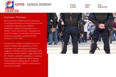 Kepper - Usługi Detektywistyczno-Ochroniarskie - Agencja ochrony Lubartów