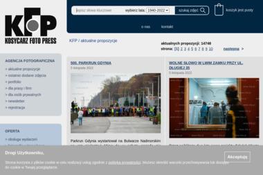 Kosycarz Foto Press / KFP - Agencje fotograficzne Gdańsk